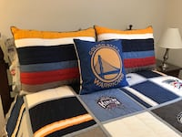PB Teen NBA Western Conference Quilt and Bedding  Arlington, 22205