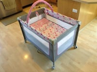 Baby pack and play Travel bed  Play pen Vancouver, 98682