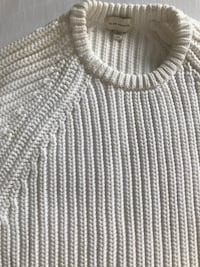 Club Monaco white sweater Berlin, 10407