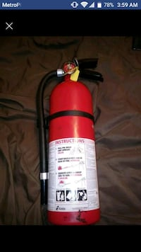 8lbs fire extinguisher  Griffith, 46319