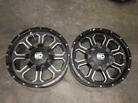 Pair - FRD TR2 Wheels Winnipeg, R2C 1A1