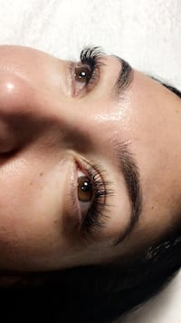 Classic full set $75 eyelash extensions valentines special