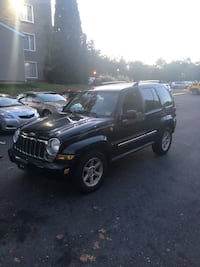 2005 Jeep Liberty Silver Spring
