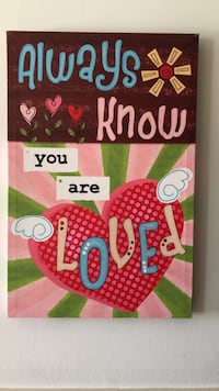 red and white heart print textile New Hope, 55427