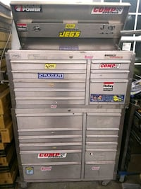 Stainless steel toolbox Chesterfield, 23832