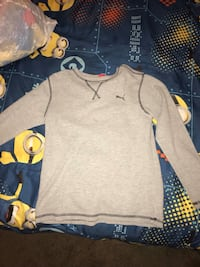 gray and blue long sleeve shirt Oxnard, 93030