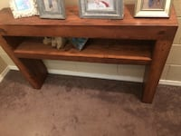 Hand Made console table (occasional table) GRANDEPRAIRIE