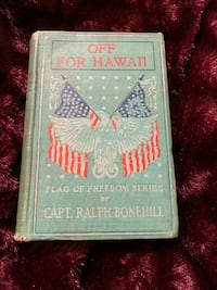 Off For Hawaii by Capt. Ralph Bonehill Hanover, 17331