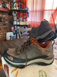 NorthFace hiking boots