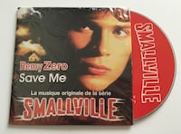CD single Smallville Remy Zero save me Saint-Laurent-Blangy, 62223