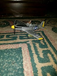1997 P-51 Mustang Toy Story everything works