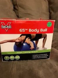 "Valeo 65"" body ball"