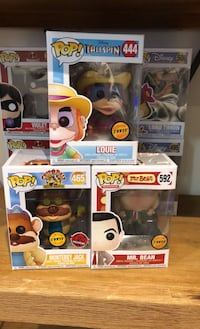 Chase funko pops 20 each  Vaughan, L6A