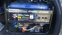 blue and black portable generator Los Angeles, 90037