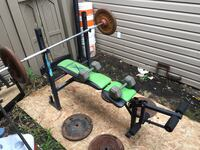 !!weights with bench !!! Calgary, T2B 1W6