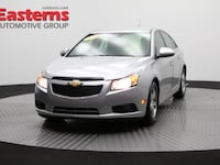 2014 Chevrolet Cruze 1LT Sterling, 20166