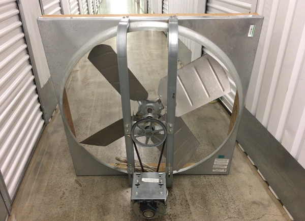 used broan nutone whv36bd attic whole house fan for sale in west rh us letgo com
