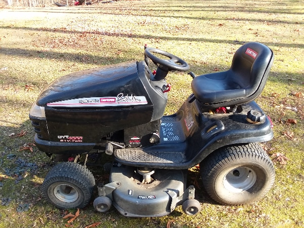 Craftsman Dyt4000 Bob Vila Edition Riding Mower Delivery Available