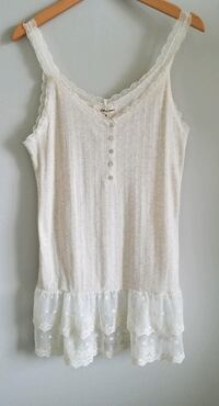 Anthropologie Lili's Closet Knit Tank Top Medium
