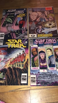 two The Walking Dead comic books Montreal, H3W 2E7