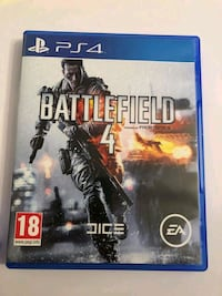 PS4 Battlefield 4 8332 km