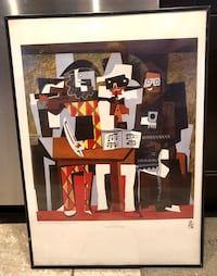 Picasso print and frame Baltimore, 21230