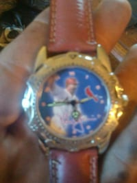 Mark mcgwire 1998 homerun hero colectors watch Council Bluffs, 51503