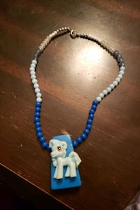 """""my little pony"" necklace"