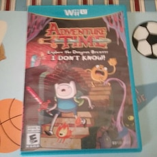 Wii Adventure time