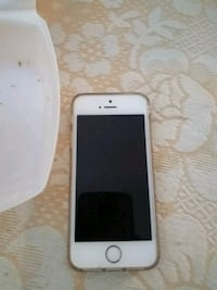 white iPhone 5 with case Knoxville, 37914