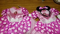minnie mouse costume  Rockford, 61102