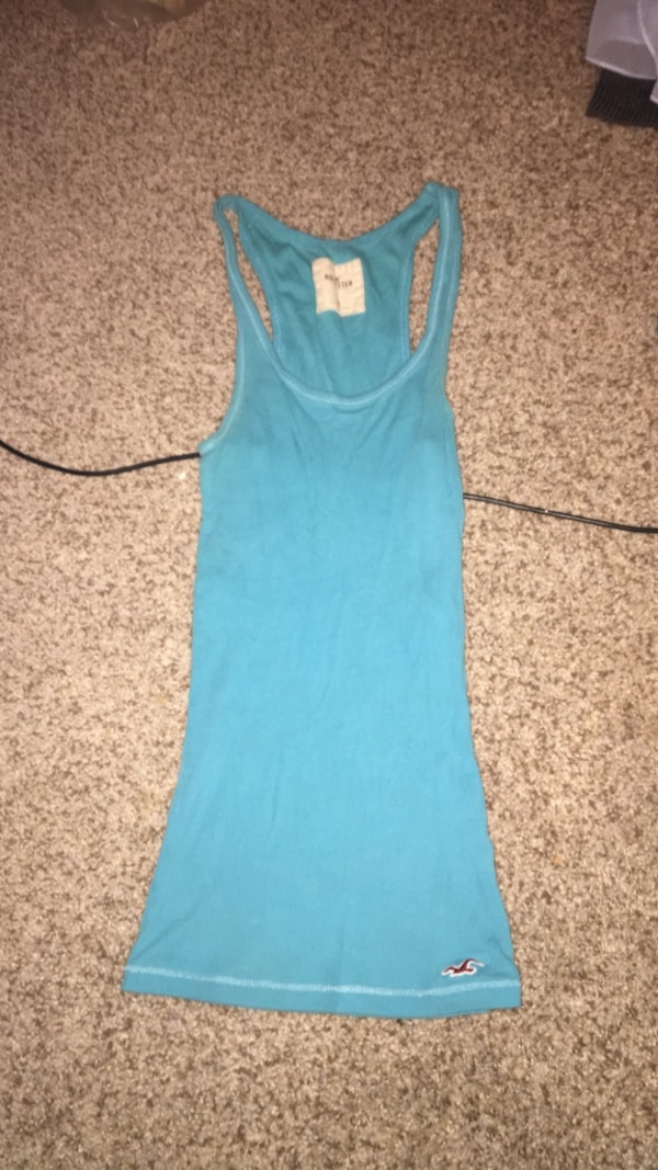 705d47aa0 Used blue Hollister tank top for sale in Berwick - letgo