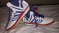 Red white and blue d rose 4.5's limited edition size 10.5
