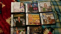 assorted-title Sony PS3 game case lot 584 mi