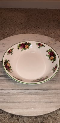 Royal Albert Old Country Roses large bowl 706 mi