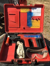 Hilton DX 450 powder actuated tool Brookwood