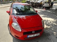 2009 Fiat Grande Punto 1.4 FIRE 77 HP ACTIVE DAB ABS AC 3K