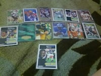 football trading card collection Titusville, 32780