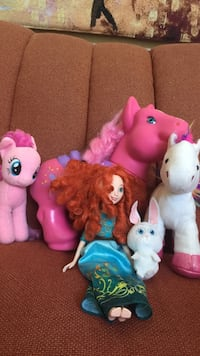 Used Pink Horse Plush Toy For Sale In Destin Letgo