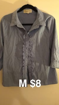 gray button-up long-sleeved shirt Provo, 84604