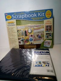 THE Complete Scrapbook Kit + Extra