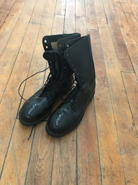 High top Boots (never worn) Toronto, M5V