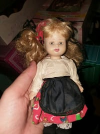 Porcelain doll  Erie