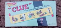 """Parker Brothers Hasbro 2003 """"Clue"""" First Edition 1949 Classic Reproduction-RARE & HARD TO FIND!  BRAND NEW AND SEALED!  This is edition of the Reproduction of the Classic 1949 First Edition """"Clue"""" The Great Detective Game is very rare and hard to find. It Toronto"""