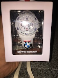 BMW Motorsport ice watch white unisex Toronto, M2H 3N3