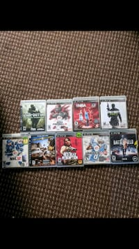 PS3 GAMES  St. Catharines, L2T 4B4