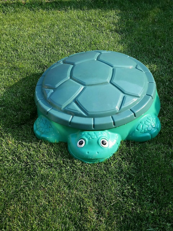 2e93907b1b Used Turtle Sandbox Little Tikes - $10 (Portage Park) for sale in ...
