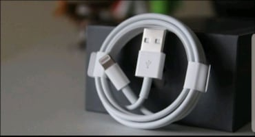 apple lightning iphone cable new