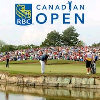 RBC PGA Canadian Open Weekly Golf Pass Mississauga, L5N
