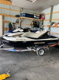 2012 Sea Doo GTX Limited 260 - jet ski boat